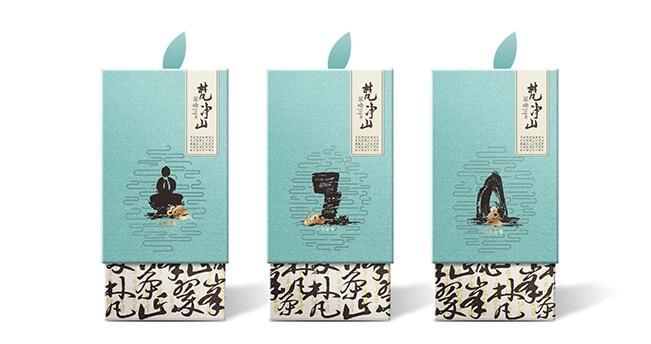 郑州平面设计培训学校 茶叶包装设计